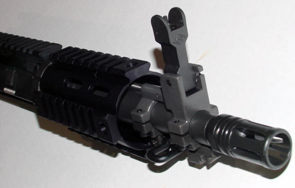 Pistol Barreled Upper Custom #1
