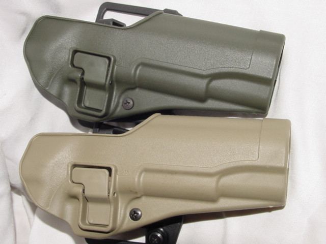 Holster, CQC Serpa