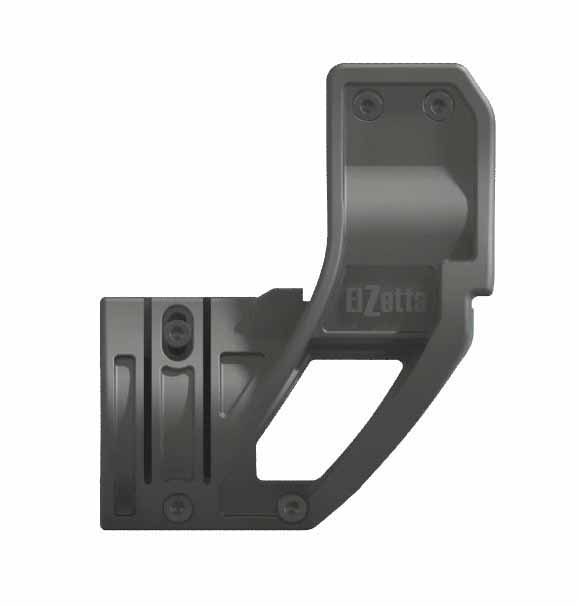 ELZETTA Tactical Flash light Mount with one rail