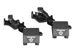 D45 Swing Sights Front and Rear