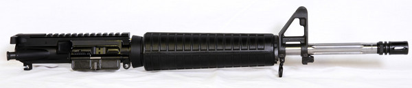 "16"" Midlength 1/8 SS A4 Upper Assy, Fluted"