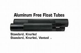 Aluminum Free Float Tubes Rifle Length (std., non vented)
