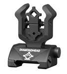 Diamondhead DIAMOND Flip-Up Rear Combat Sight