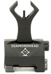 Diamondhead DIAMOND Flip-Up Front Combat Sight