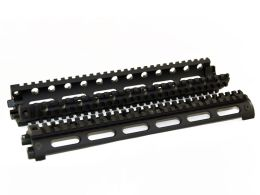 YHM Rifle Length 2 Piece Four Rail Handguards